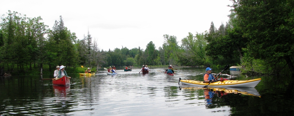 Clyde River Kayak