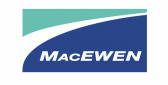 Blue MacEwen logo